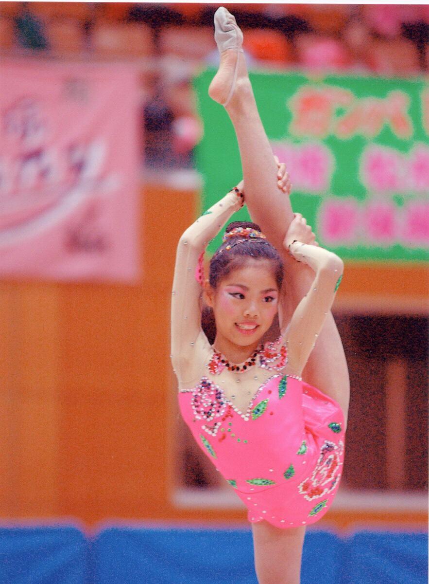 元新体操日本代表、坪井保菜美の、こども向け新体操教室は楽しくて仕方ない@スポル品川大井町