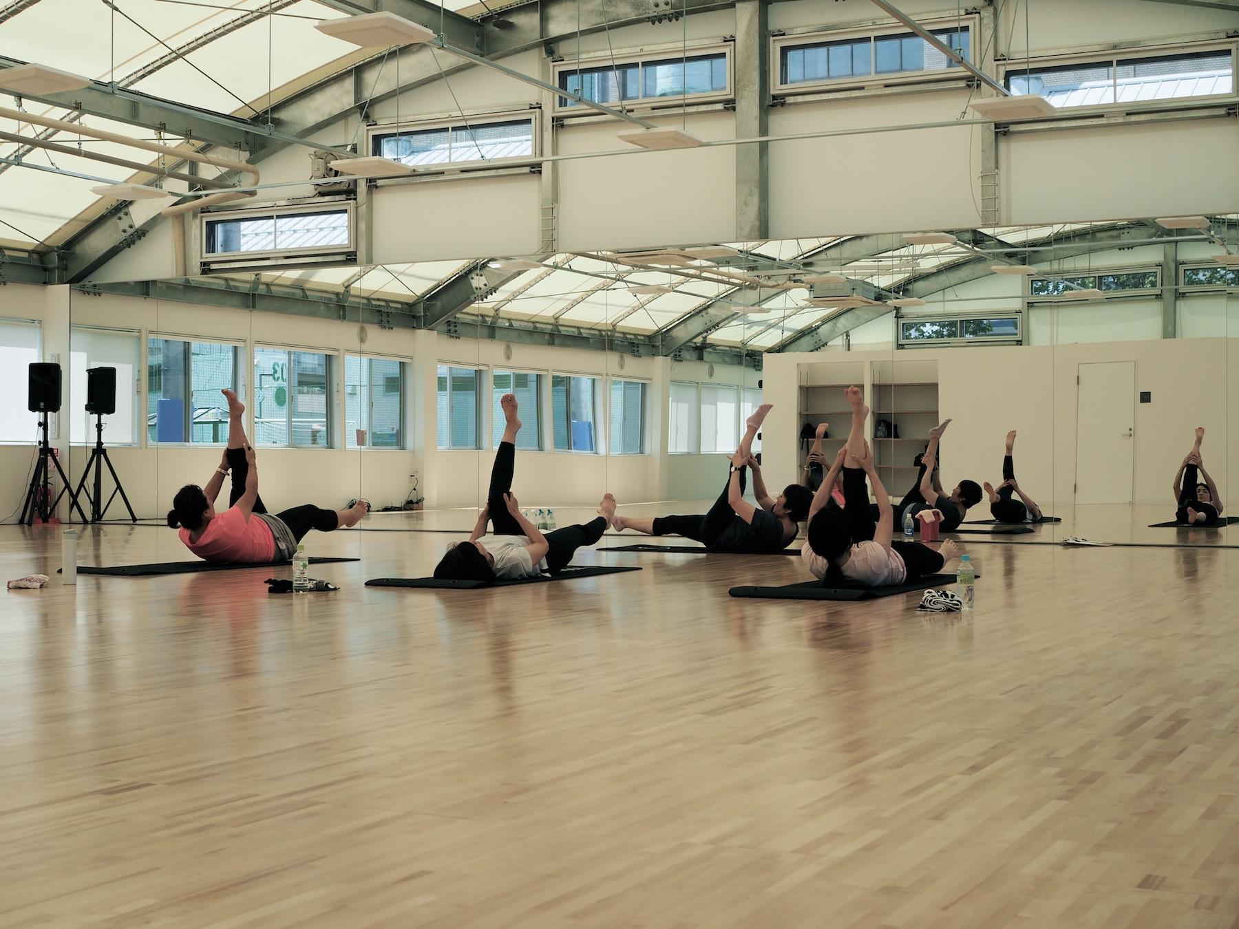 Pilates Allianceのピラティスで体幹を鍛えましょう@スポル品川大井町