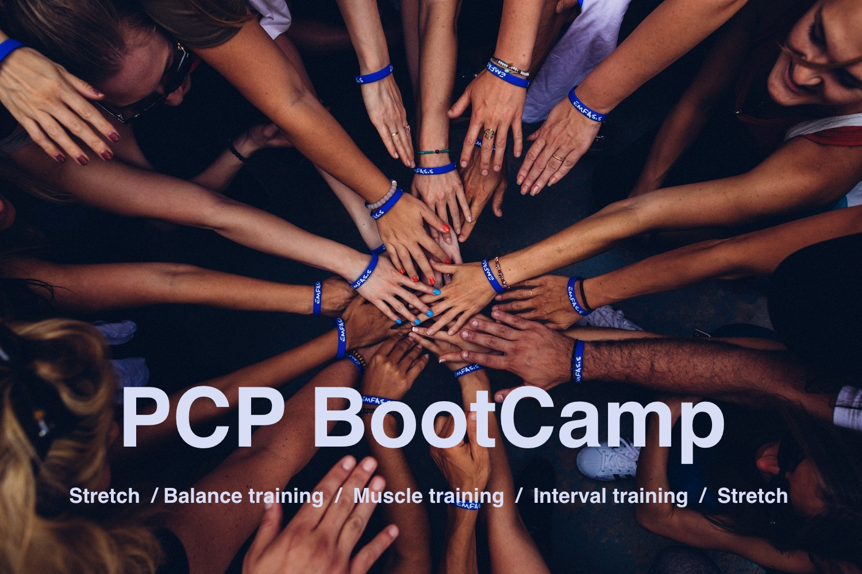 動ける身体作り!「PCP Boot Camp」/ 中川原彩咲(なかがわら ありさ)@スポル品川大井町